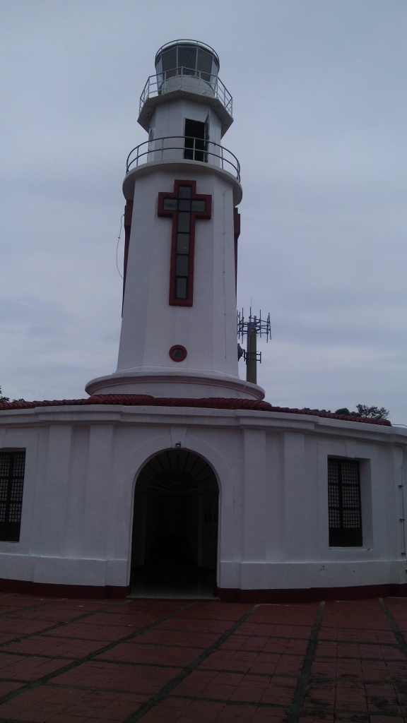 Light house on Corregidor island